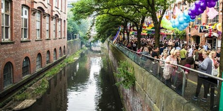 The Grand Canals of Manchester tickets