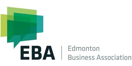 EBA October Business Mixer tickets