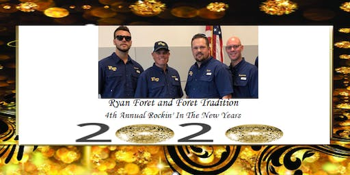 Ryan Foret & Foret Tradition New Years Eve Party in the Lamar Dixon Gym