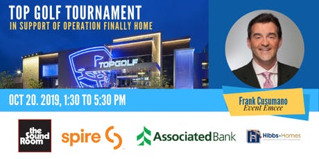 TOPGOLF Event presented by Associated Bank and Spire tickets