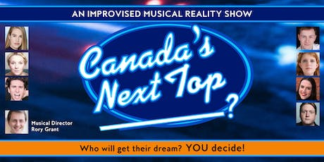 Canada's Next Top (Blank)!  tickets