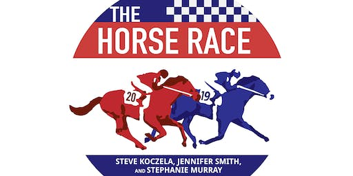 The Horse Race LIVE: And They're Off!