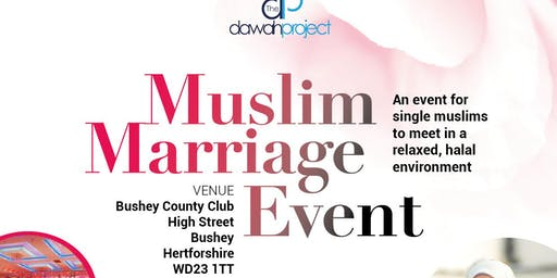 muslim matchmaking events usa