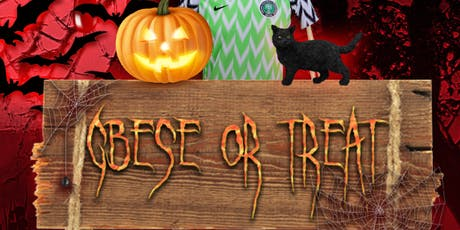 WAVY ENT x OMOAYE ENT Presents: Gbese or Treat tickets