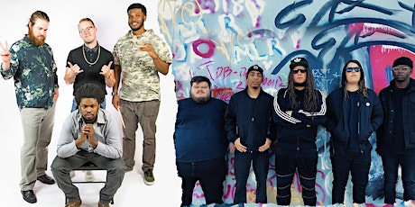800lb Gorilla (Album Release), Steady Flow @ HI-FI tickets