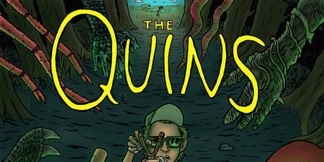 The Quins at PiNZ LIVE tickets