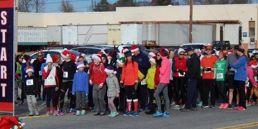 4th Annual Santa Shuffle 5K Fun Run/Walk to Benefit Pubmania