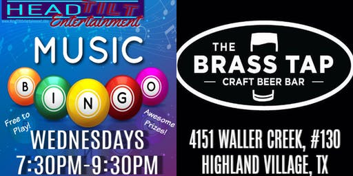 Music Bingo at The Brass Tap - Highland Village, TX