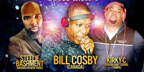 DJ BILL COSBY BIRTHDAY BASH @DUNNS RIVER ISLAND CAFE tickets