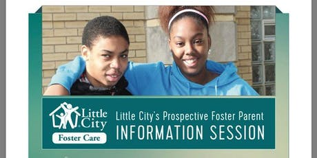 Little City's Prospective Foster Care Information Session tickets