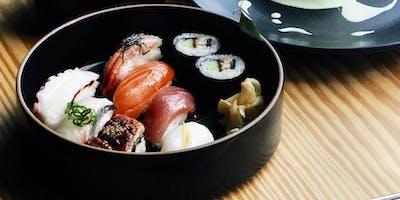 Japanese SUSHI & DRINK dinner