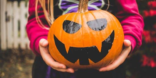 Halloween Fun @ Playroom