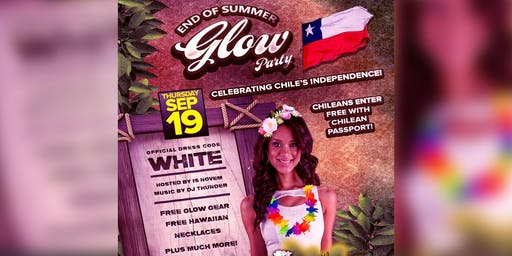 End Of Summer Glow Party