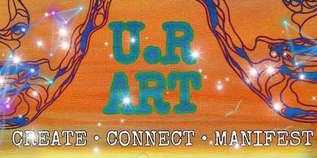 U.R.ART tickets