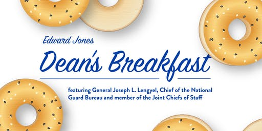 Edward Jones Dean's Breakfast - Business Innovation & Our National Defense