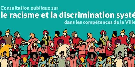 Activité Contributive Citoyenne des Communautés Africaines de Montréal  billets