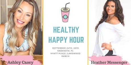 Healthy Happy Hour tickets