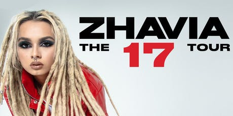 Zhavia tickets