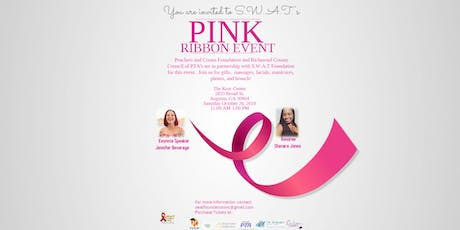 The Pink Ribbon Event tickets