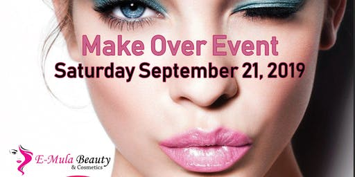 E-Mula Beauty & Cosmetics Makeup Event