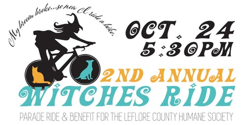 2nd Annual Witches Ride