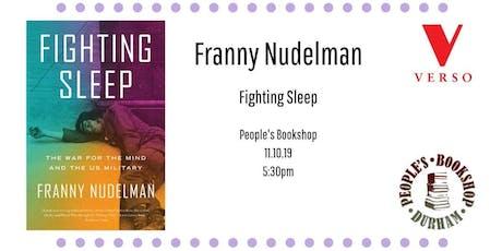 Franny Nudelman - Fighting Sleep (Author Talk) tickets