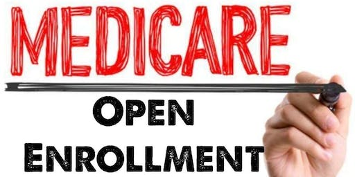Medicare Open Enrollment Event
