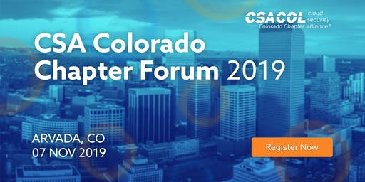 Colorado Chapter Forum