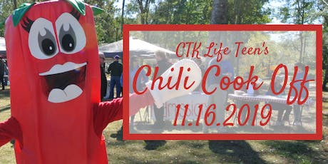 CTK Life Teen's Chili Cook Off tickets