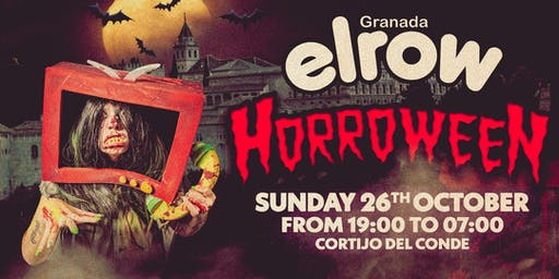 elrow Granada - Horroween
