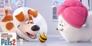 Kids Night Out - Sept 2019 - The Secret Life of Pets 2