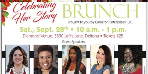 Sisters Build Network Brunch-Celebrating Her Story