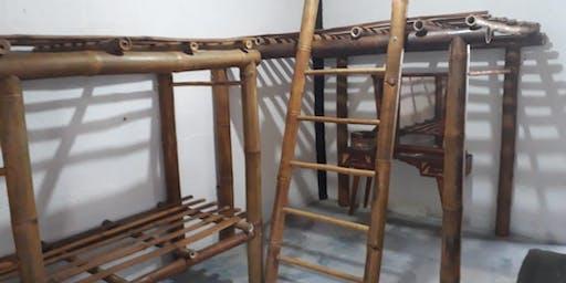 Curso de Móveis Rústicos com Bambu Gigante