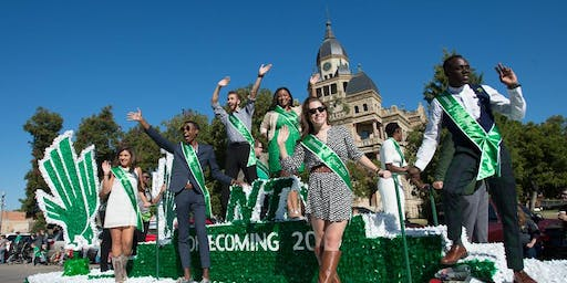 UNT Homecoming Tailgate 2019