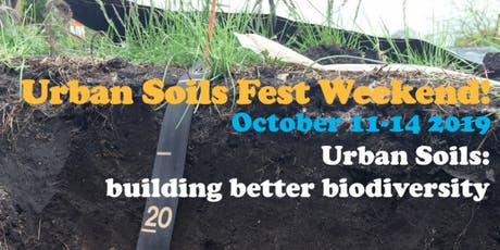 2019 Urban Soils Fest Weekend: Urban Soils & Art Workshops tickets