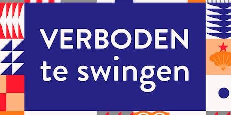 Lezing en concert: 'Verboden te Swingen' tickets