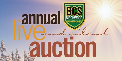 BCS Annual LIVE & SILENT Auction - October 11th