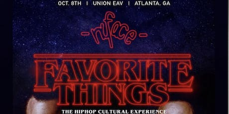 A3C Nuface Favorite Things tickets