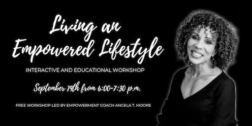 Living an Empowered Lifestyle
