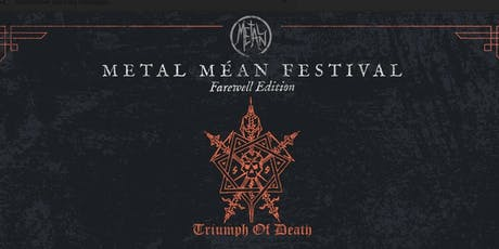 Metal Méan Festival 2020 billets