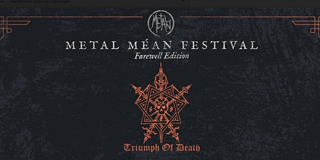 Metal Méan Festival 2020 tickets