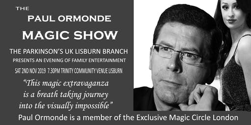 The Paul Ormonde Magic Show