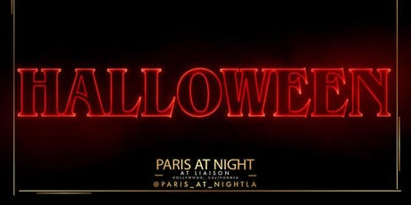 Circus Monster Ball presented by Paris at Night- Halloween Party at Liaison tickets
