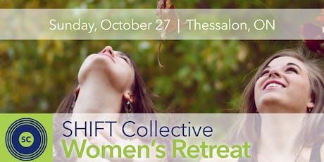 SHIFT Women's Retreat - Northern Ontario! tickets