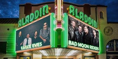 Eagle Eyes (Eagles Tribute)/ Bad Moon Riders (Creedence Clearwater Revival)