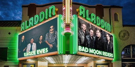 Eagle Eyes (Eagles Tribute)/ Bad Moon Riders (Creedence Clearwater Revival) tickets