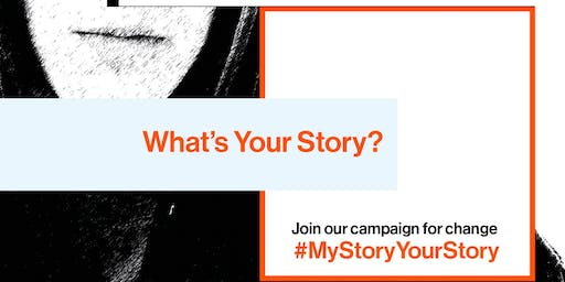 Young People from #MyStoryYourStory discuss Suicide and Mental Health