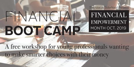 Financial Boot Camp for Young Professionals | OAKLAND, CA tickets