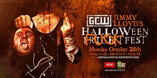 GCW Presents Jimmy Lloyd's Halloween Frightfest