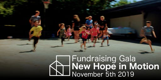 New Hope Fundraising Gala: New Hope in Motion